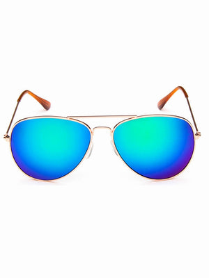 Men's Sunglasses - Top Bar Aviator Sunglasses