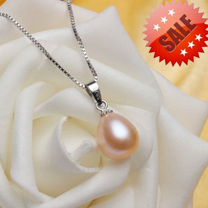 Jewelry For Women -  Silver Pearl Jewelry Set