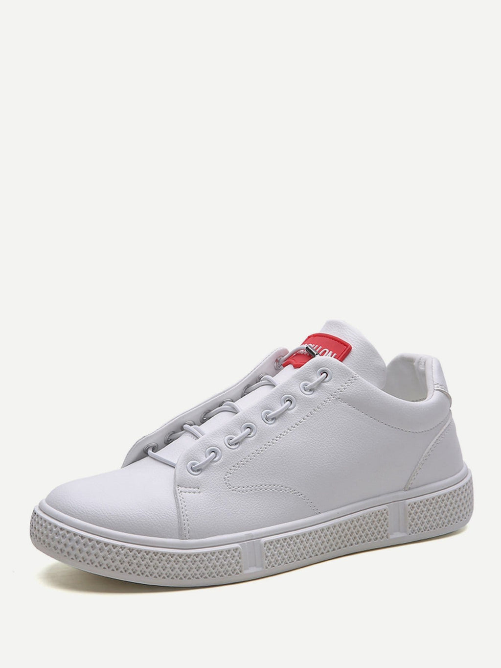 Men's Sneakers - Lace Up Low Top Sneakers