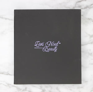 Girls Makeup Set - Lexi Noel Beauty Eye Shadow and Highlighter Palette