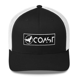 Men's Caps - Find Your Coast Vintage Trucker Cap