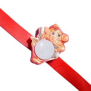 Kids Rakhi - Ganesha Rakhi - Multiple Lights