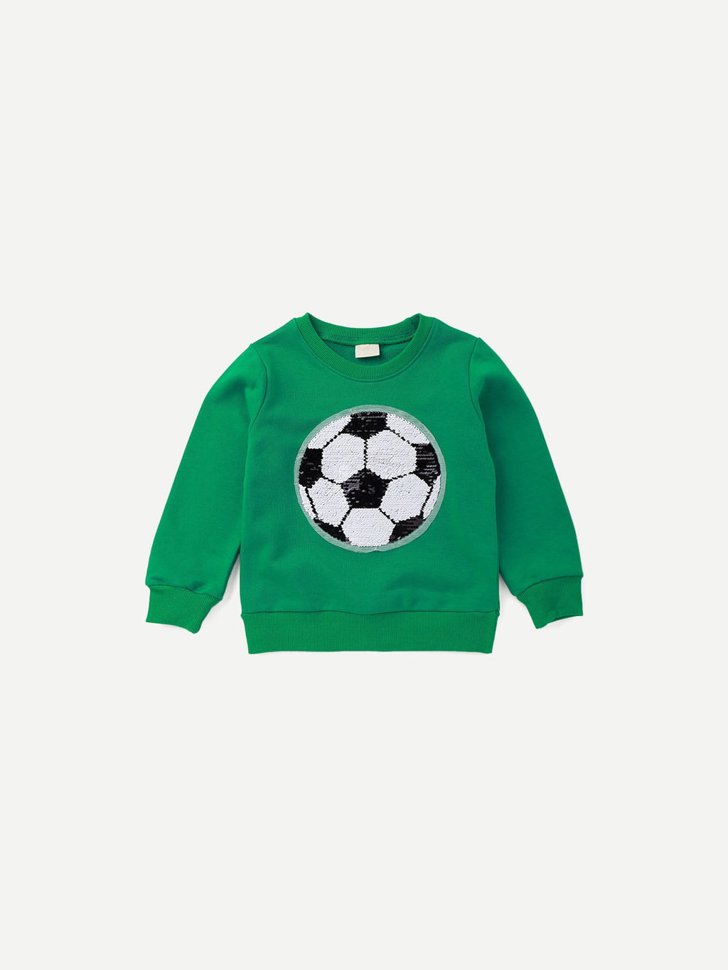 Toddler Boy Sweatshirt - Football Print Sweatshirt