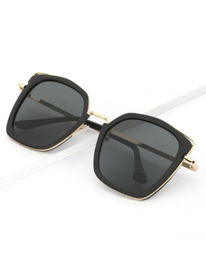 Driving Sunglasses - Men Double Frame Sunglasses