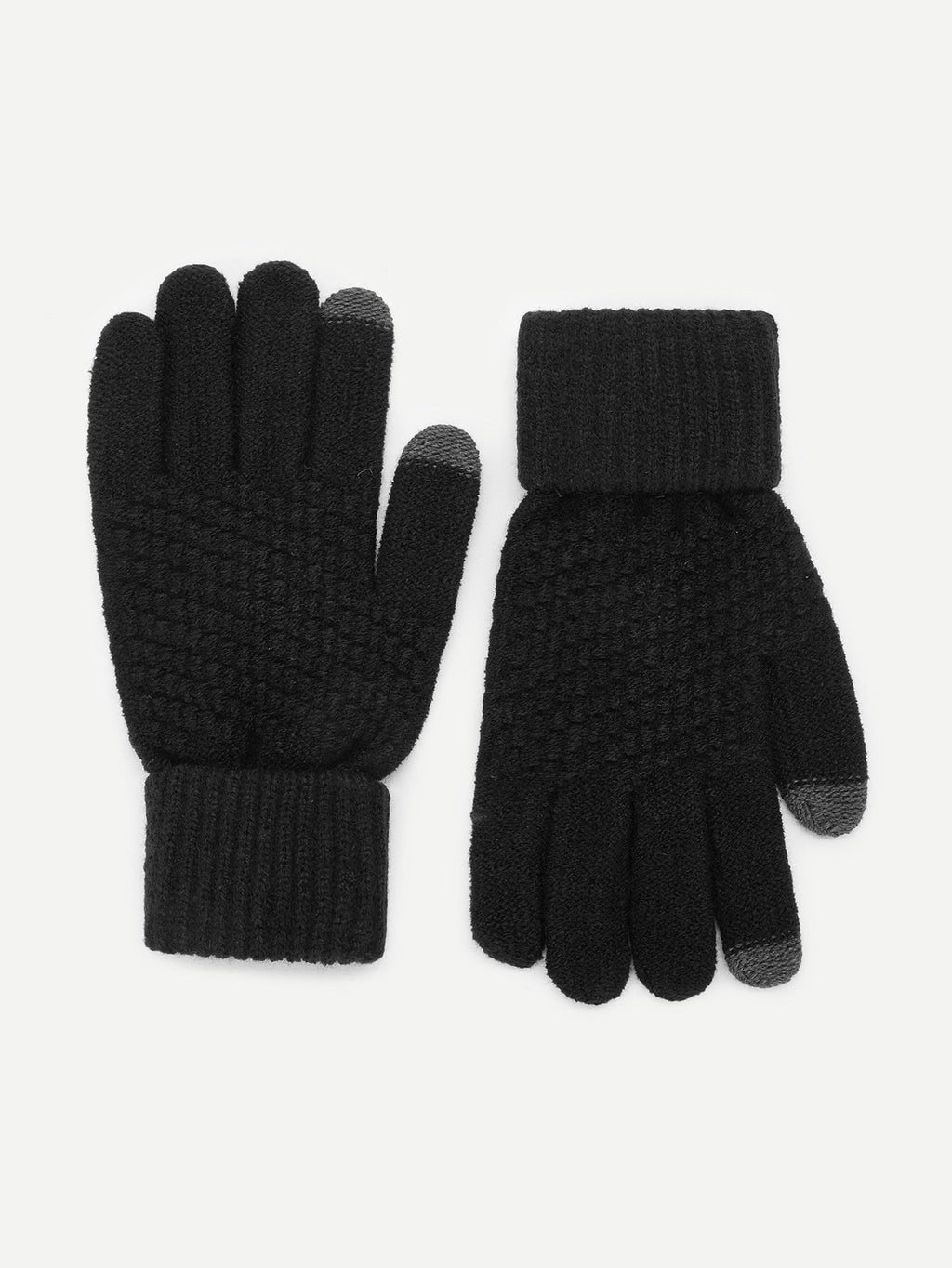 Winter Gloves For Men - Plain Gloves