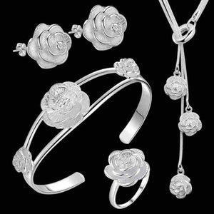 Fashion Jewelry - Flower Rose Patterns