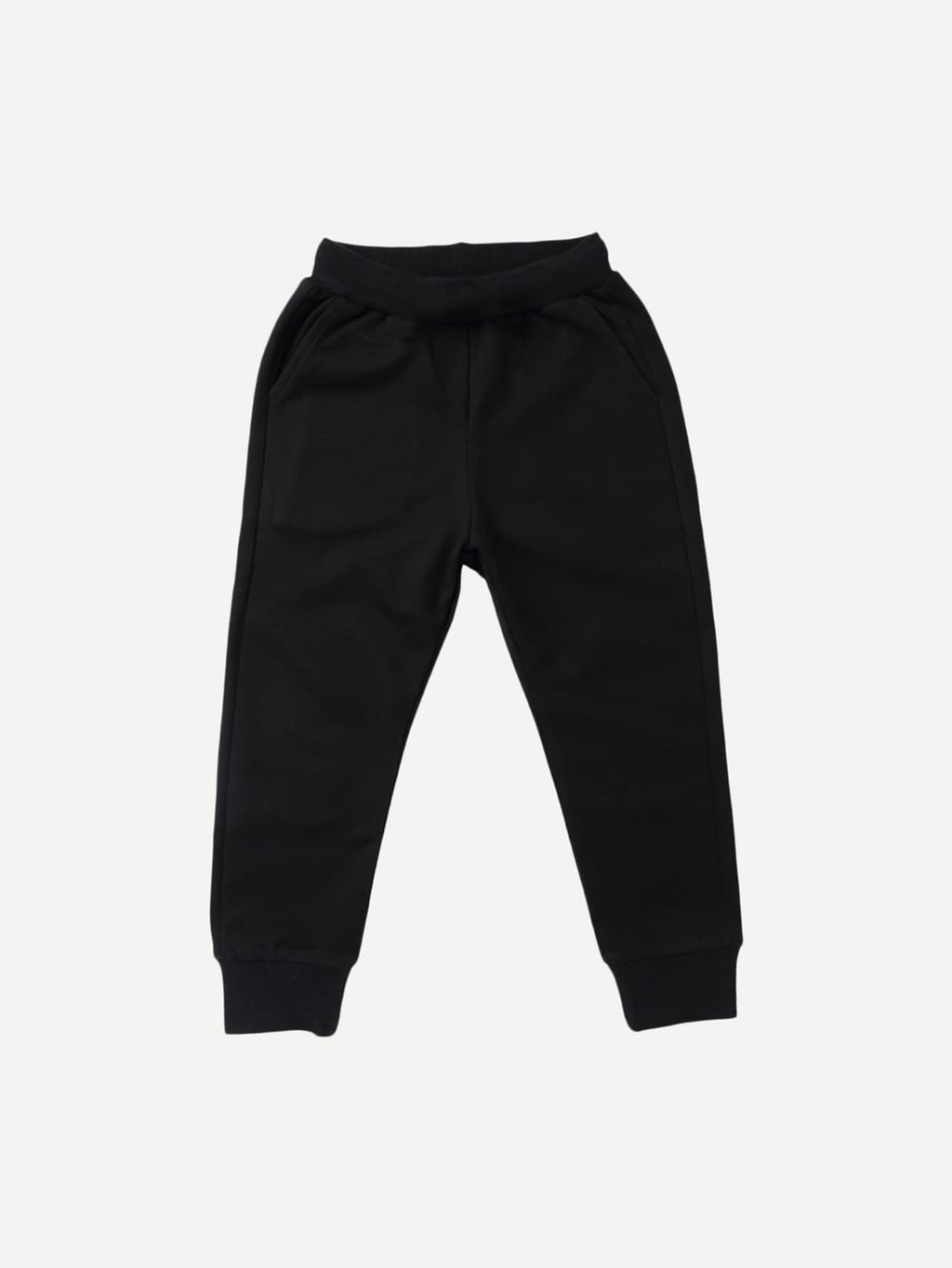 Toddler Boy Pants - Plain Drawstring Pants