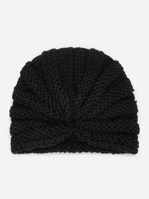 Girls Hats - Plain Turban Hat