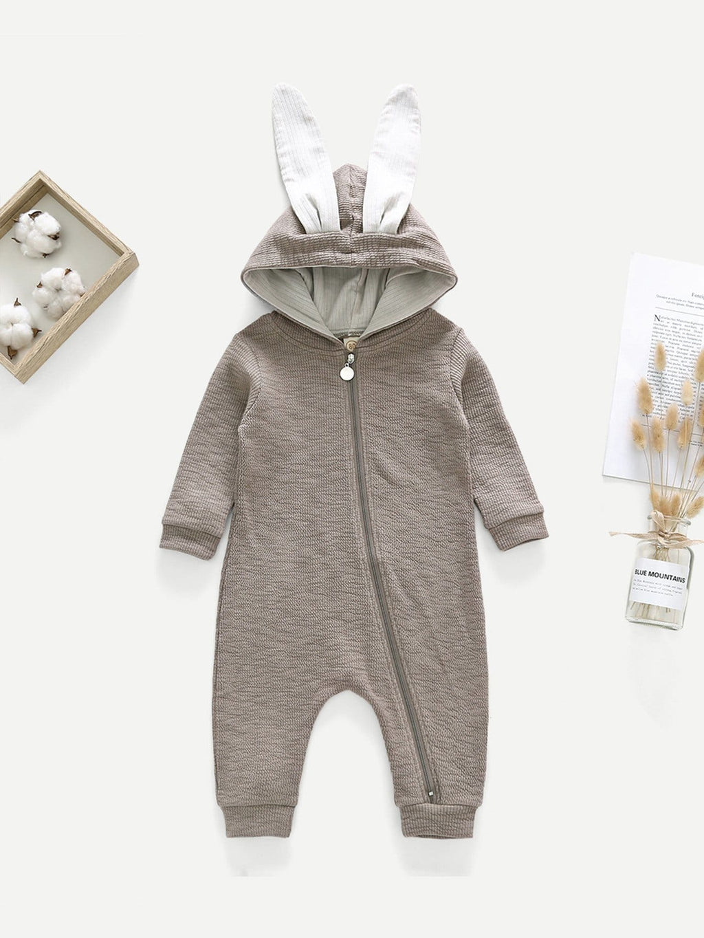 Toddler Boy Jumpsuits - Baby Rabbit Romper