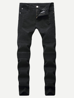 Jeans Pants - Men Solid Jeans