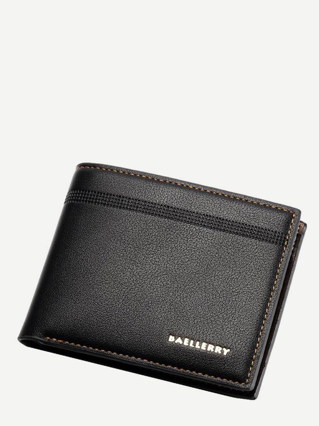 Men's Wallets - Fold Over PU Wallet