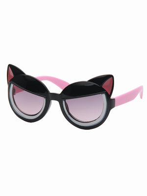 Kids Sunglasses - Girls Cartoon Ear Sunglasses