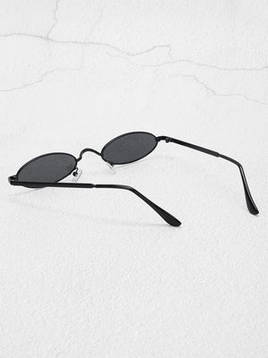 Online Sunglasses - Oval Lenses Sunglasses