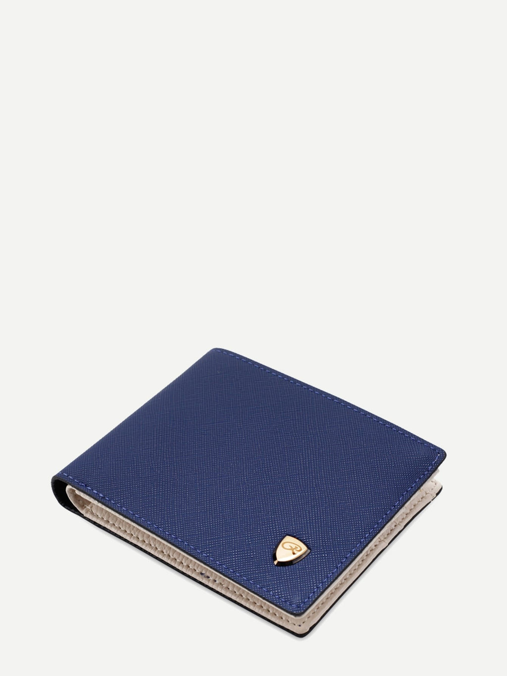Men's Wallets - Fold Over Wallet With Card Holder