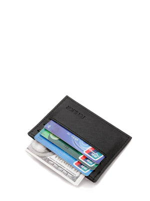 Men's Wallets - Solid Card Holder