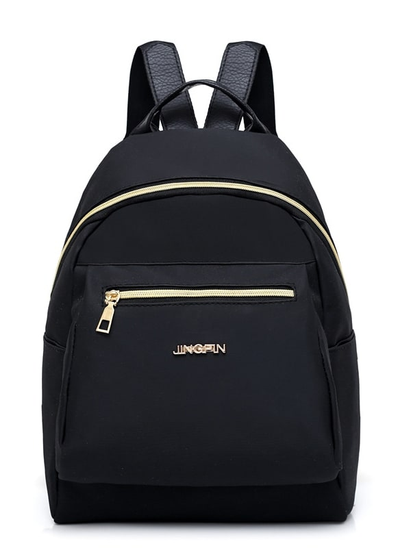 Bags For Women - Curved Top Backpack