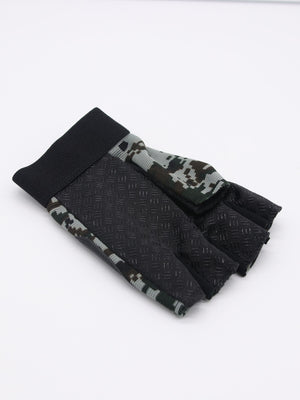 Driving Gloves - Camouflage Pattern Gloves
