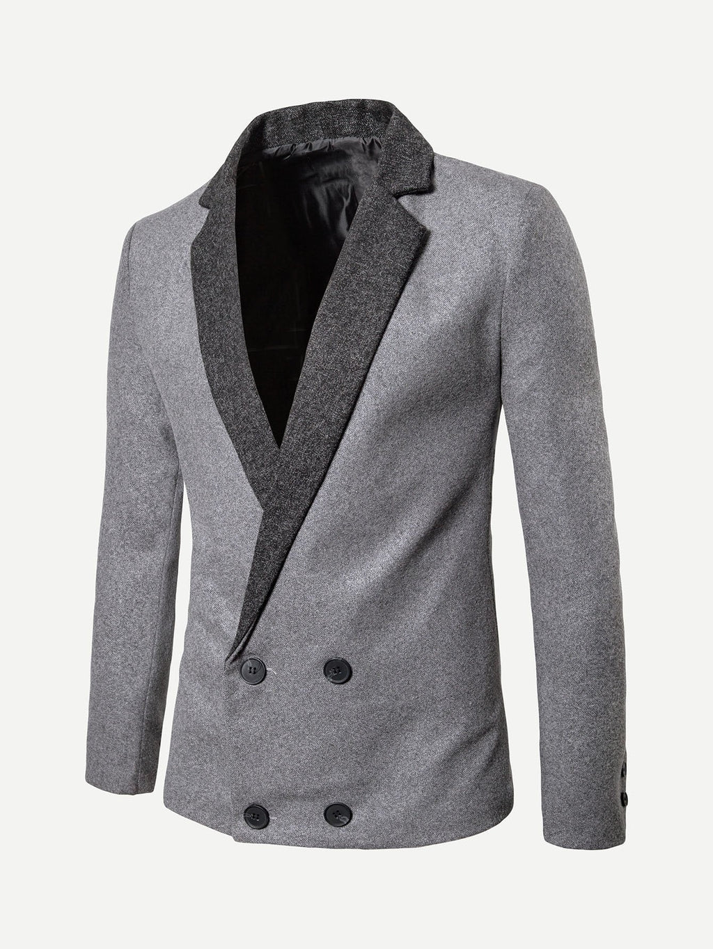 Men's Blazers - Double Breasted Blazer