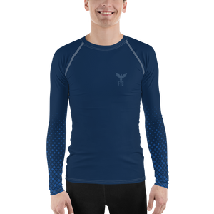 Men's Grommet Performance Rash Guard UPF 40