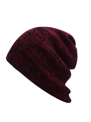 Men's Hat - Knit Beanie Hat