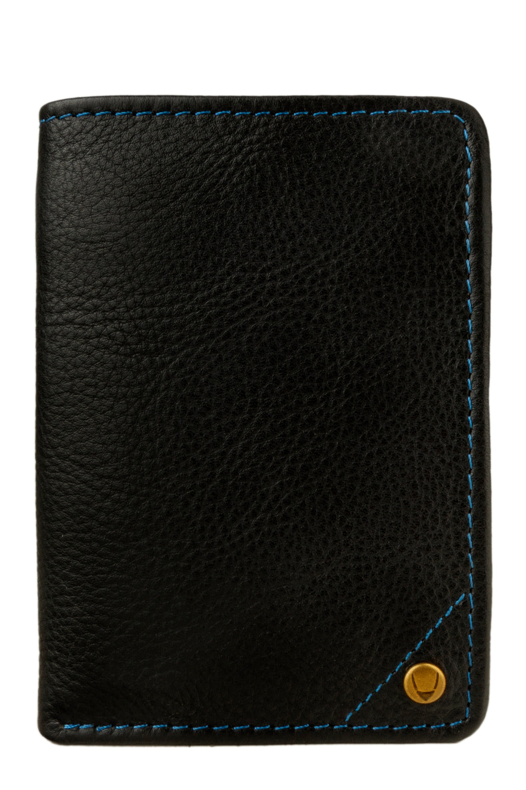 Best Leather Wallets - Hidesign Angle Stitch Leather Slim Trifold Wallet