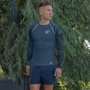 Men's Venture Pro Performance Rash Guard UPF 40