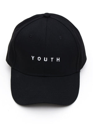 Men Baseball Cap -Embroidered Letter