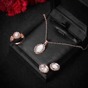 Jewelry Sets For Women - Unique Charm Colored Jewels