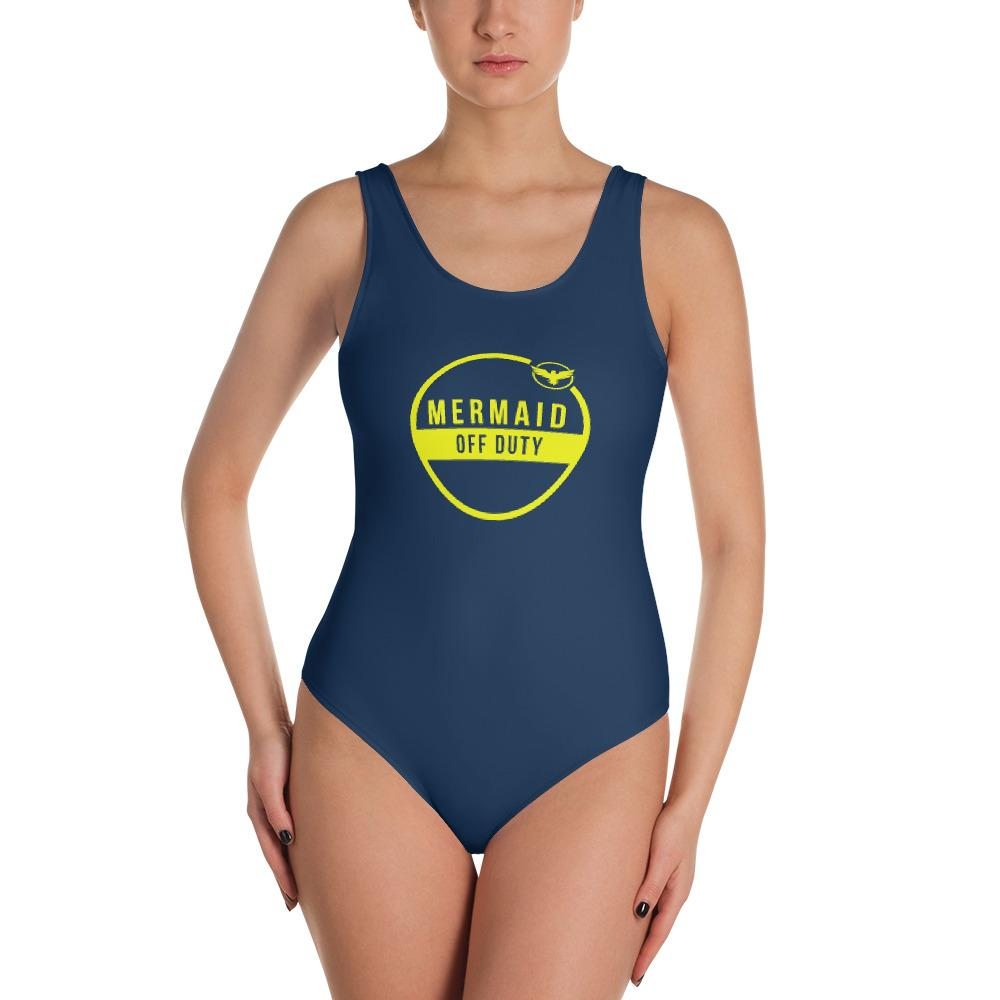 FYC Swim One-Piece Off Duty Swimsuit