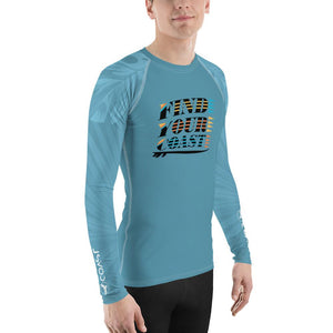 Men's Performance Rash Guard UPF 40+