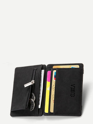 Men's Wallets - Detachable Wallet