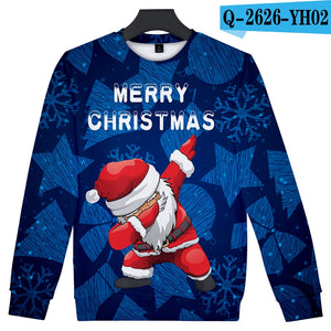 Christmas Sweatshirts Fashion Hoodie