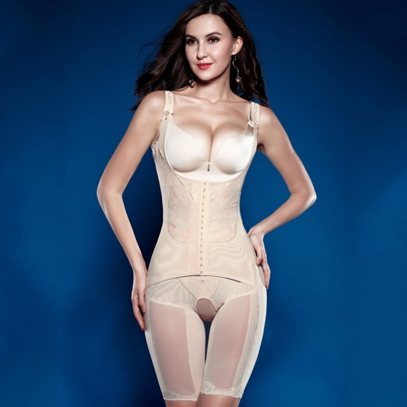 Body Shaper For Women - Open Bust Shapewear