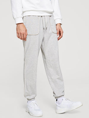 Men's Nightwear - Elastic Hem Pants