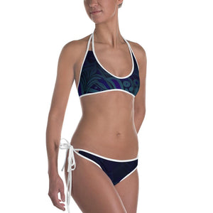 Find Your Coast Reversible Swimwear Pacific Supply Bikini