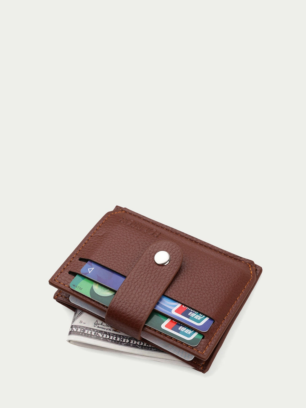 Men's Wallets - Fold Over Card Holder