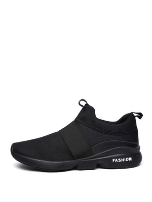 Men's Sneakers - Slip On Mesh Sneakers