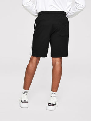 Men's Shorts -  Elastic Waist Drawstring Shorts