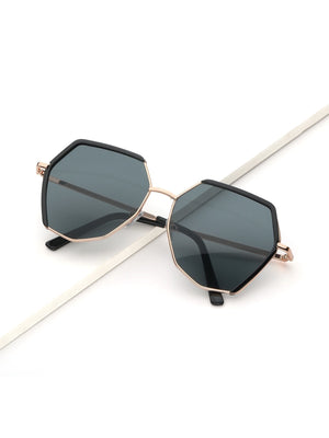 Men's Sunglasses - Metal Frame Sunglasses
