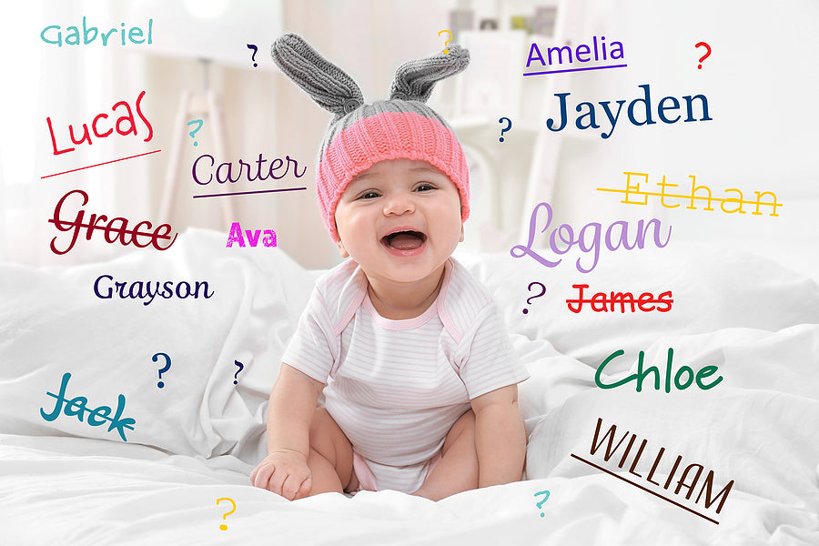 What Baby Names Are Making A Comeback?