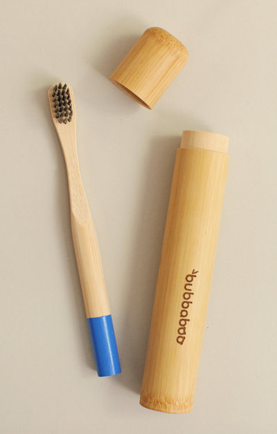 bubbaboo Child Toothbrush and Travel case set