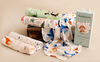 Bamboo Swaddling Blanket - Outer Space