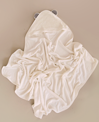 Bamboo Hooded Towel