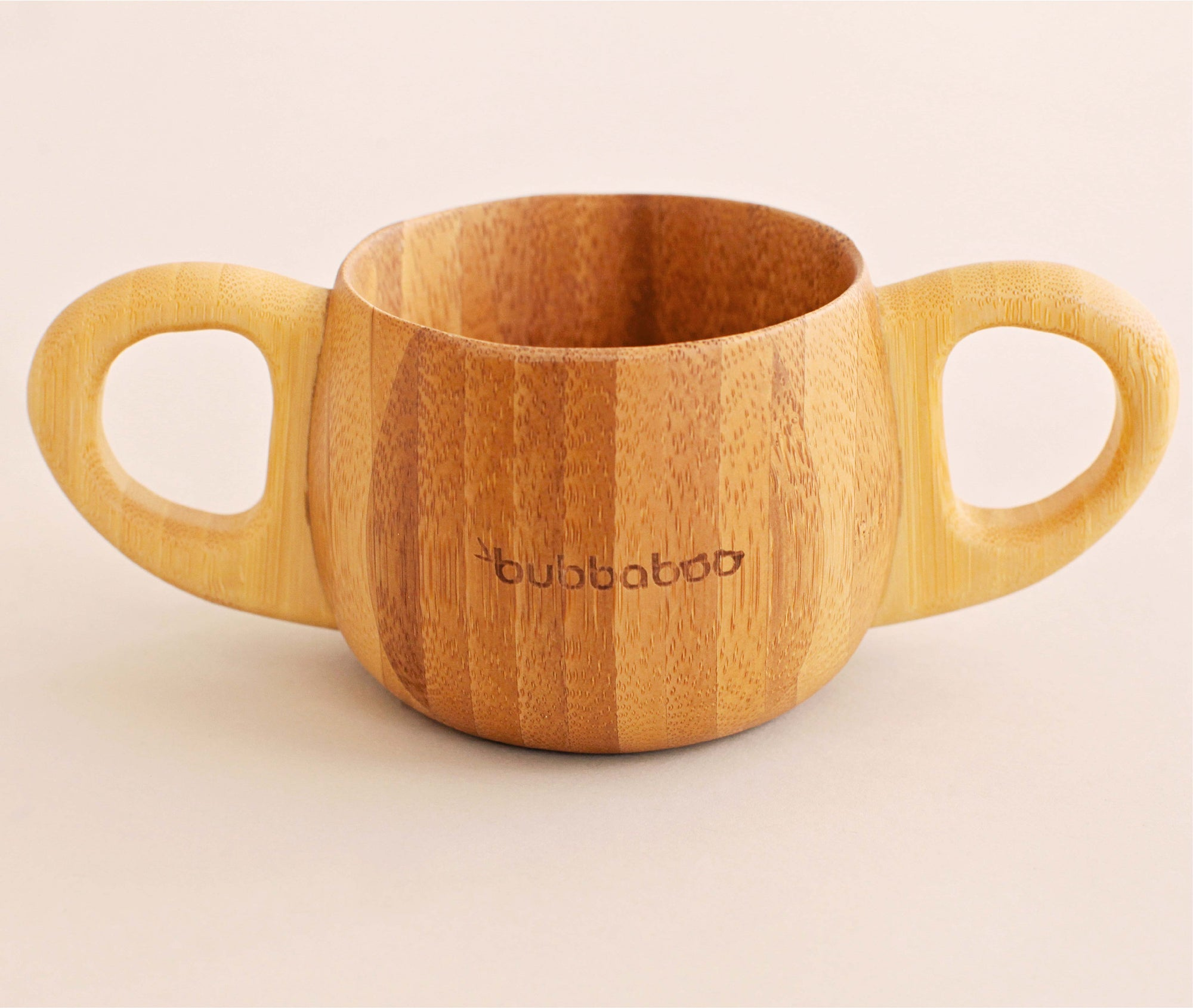 Bamboo baby cup