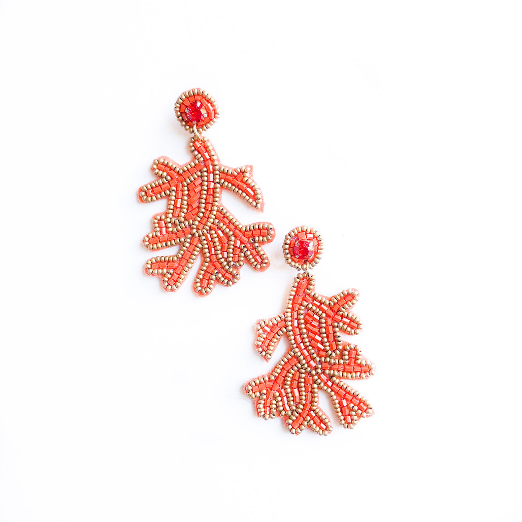 Beaded Coral