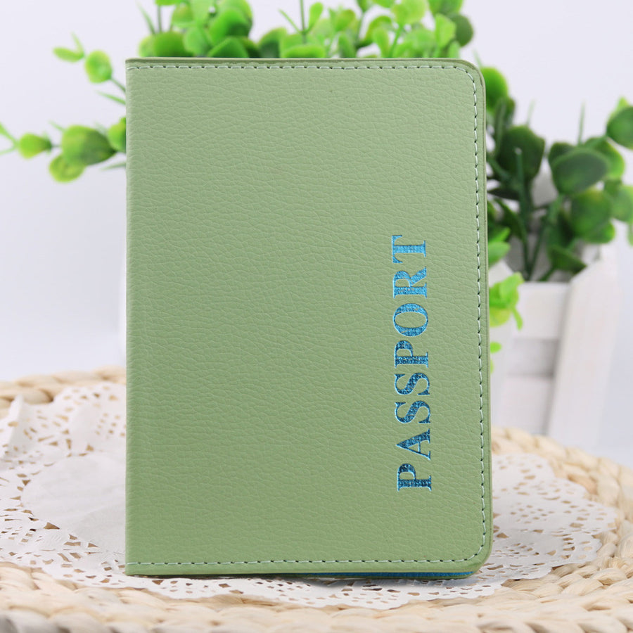 Smart Passport Cover