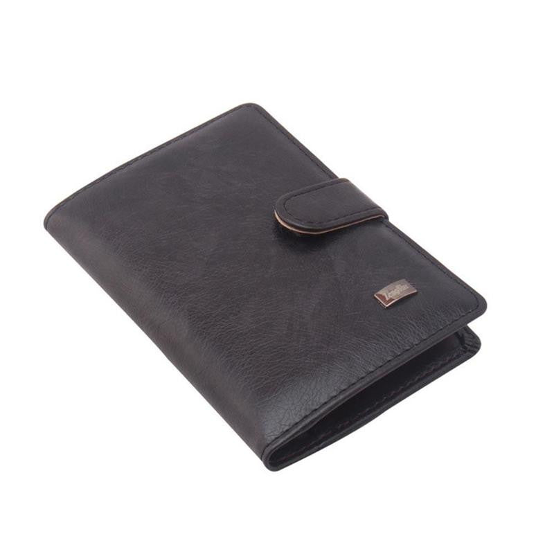 Stylish Leather Passport Cover
