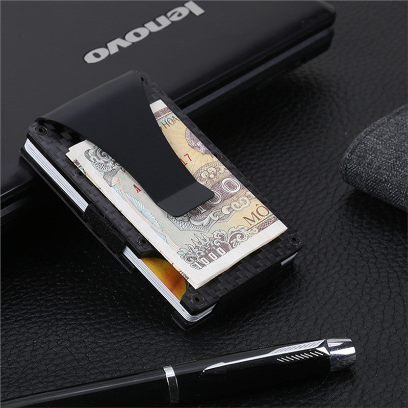 Money & Credit Card Clip