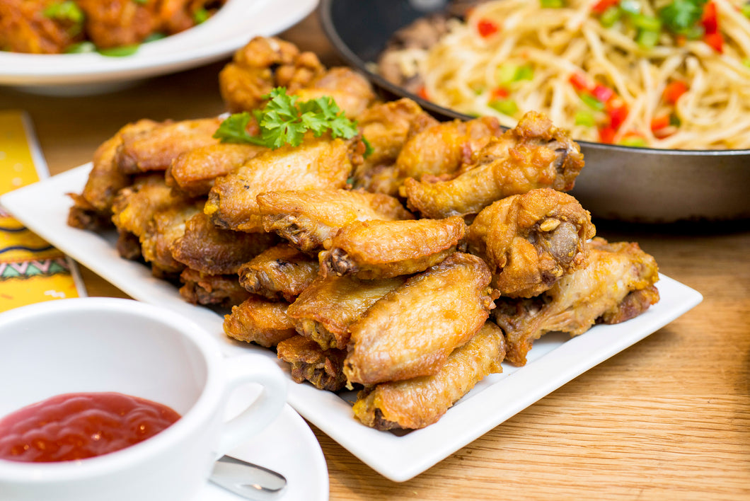 (SA15) 40pc Fried Chicken Wings
