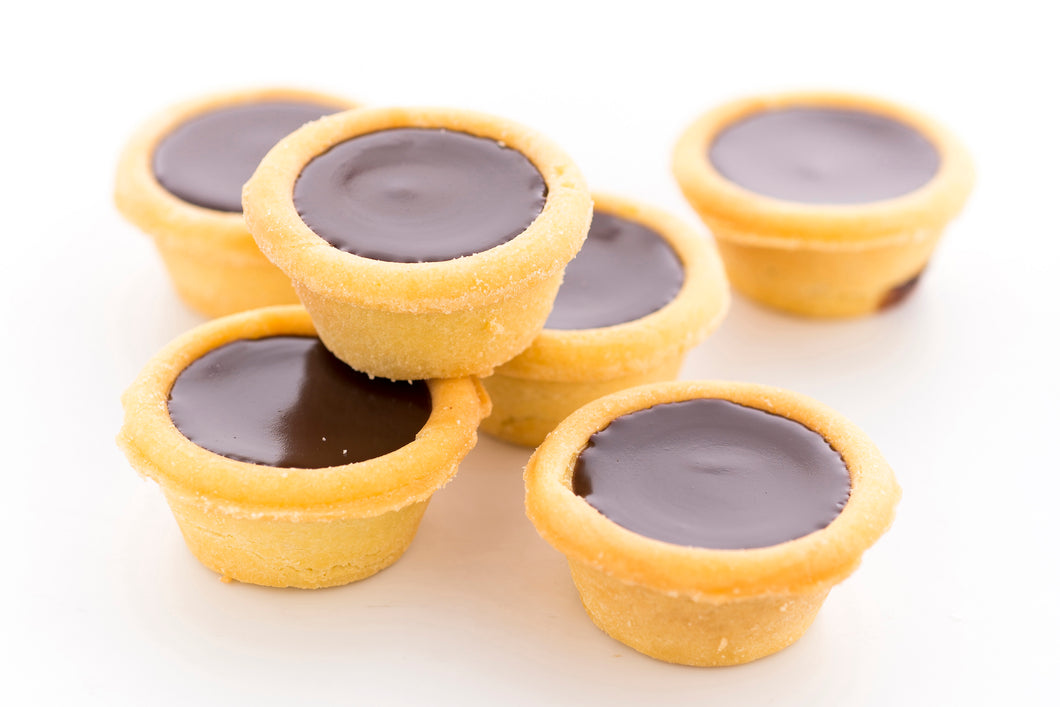 (SW33) 36PC MINI CHOCOLATE TARTS